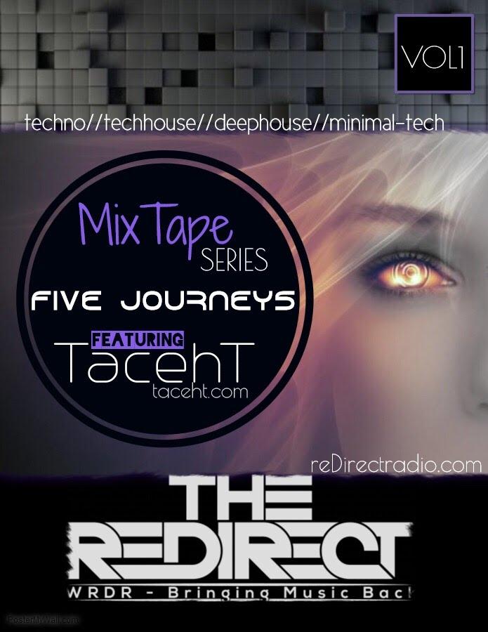 Five Journeys Mix Tape Series Vol1
