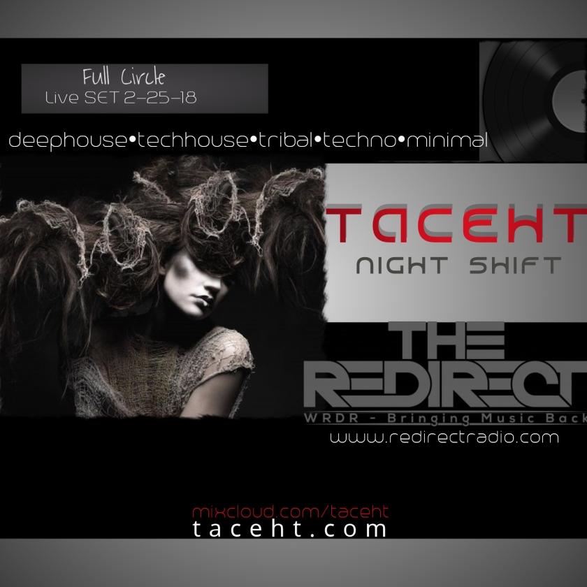 Redirect Set Sunday-Nightshift TacehT