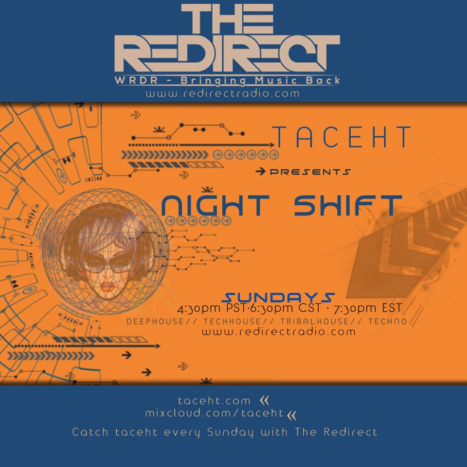 Night Shift ft TacehT EP Expanding on Redirect 3-18-18