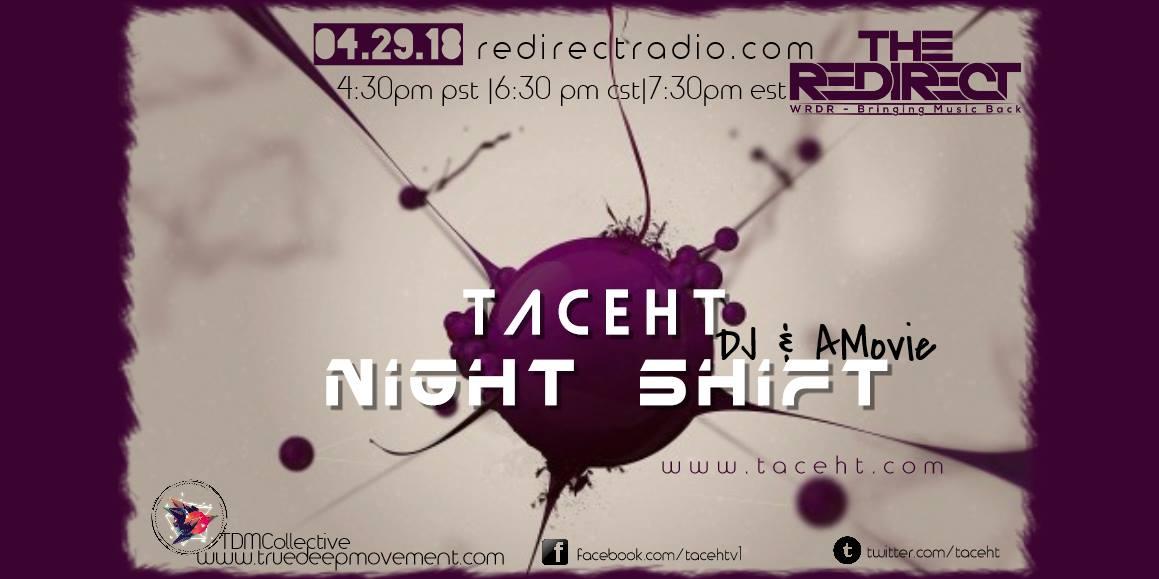 Night Shift TacehT EP Flying Daggers4-29-18