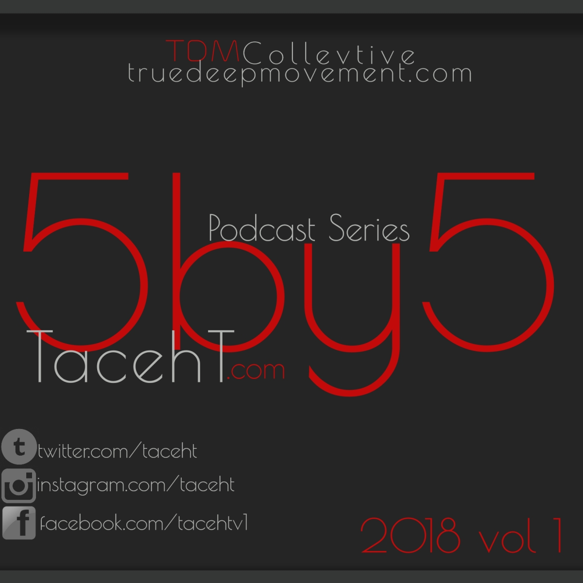 5by5 Podcast Series Vol1