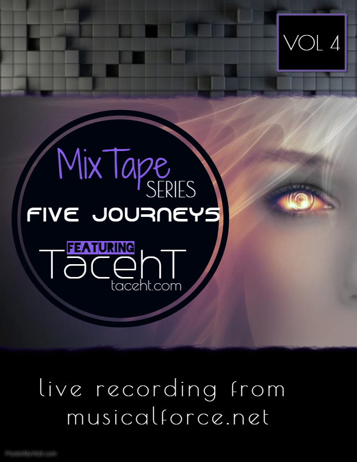 Five Journeys Vol 4 Mix TapeSeries